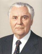 Партийный и государственный деятель В.В. Щербицкий