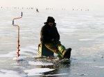 В Верхнеднепровском районе спасли рыбака