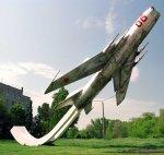 Памятники Верхнеднепровска