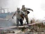 На Дніпропетровщині пройшли навчання з цивільного захисту на магістральному газопроводі