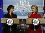 Хиллари Клинтон и Кэтрин Эштон написали Януковичу частное письмо