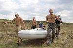Днепропетровские дайверы нашли уникальное озеро