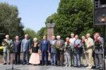 Олександр Вілкул відкрив у Верхньодніпровську комплексну експозицію, присвячену Володимиру Щербицькому