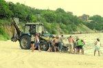 На Азовском море начался загадочный мор бычка