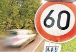 Знаки «Ограничение скорости» возвращают на постоянную основу