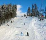 В Буковеле лыжный патруль оставил ребенка одного на черном склоне
